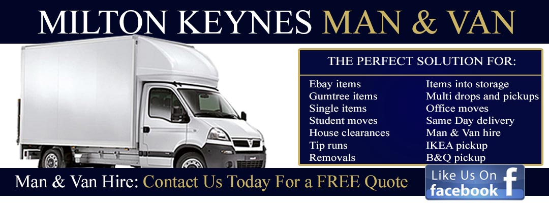 Newport Pagnell Man and Van Removals Company